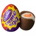 CADBURY CREME EGG WITH YELLOW YOLK