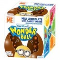 WONDER BALL DESPICABLE ME CHOCOLATE EGG WITH CANDY & STICKERS