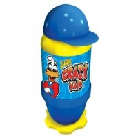 LUCAS CRAZY HAIR SOFT CANDY PUSH UP BLUE RASPBERRY