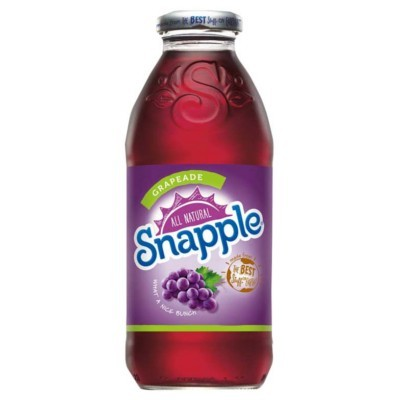 SNAPPLE GRAPEADE
