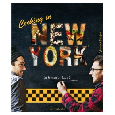 BOOK COOKING IN NEW YORK - M. SUSSMAN