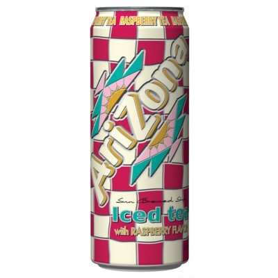 ARIZONA ICED TEA RASPBERRY CAN