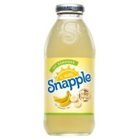 SNAPPLE JUS DE FRUITS BANANE