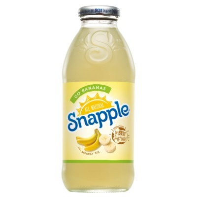 SNAPPLE GO BANANAS