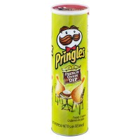 PRINGLES FRENCH ONION DIP CHIPS