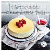 LIVRE CHEESECAKES COMME A NEW YORK - DUPUIS-GAULIER/CZERW