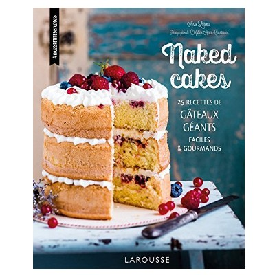 BOOK NAKED CAKES - LOISEAU/AMAR-CONSTANTINI