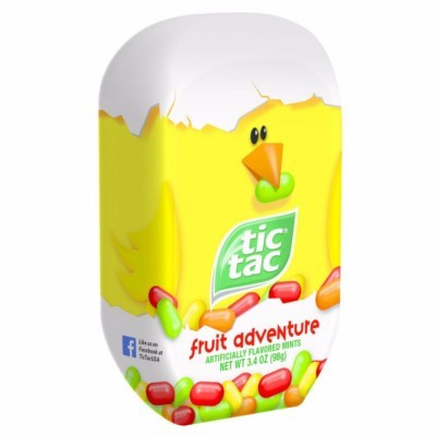 TIC-TAC FRUIT ADVENTURE EASTER CHICK