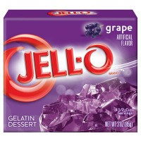 JELLO GRAPE