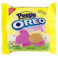 NABISCO BISCUITS OREO PEEPS CHAMALLOW (GRAND)