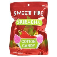 CLEARANCE - KOKO'S SWEET FIRE SRIRACHA COTTON CANDY