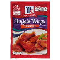 MCCORMICK'S ADEREZO BUFFALO WINGS