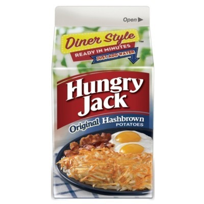 HUNGRY JACK ORIGINAL HASHBROWN POTATOES