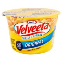 KRAFT VELVEETA SHELLS AND CHEESE CUP