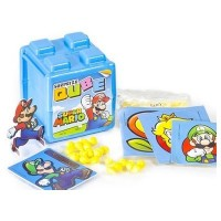 NINTENDO SUPER MARIO BROS SURPRIZE QUBE CANDY STICKERS
