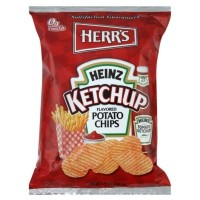 HERR'S KETCHUP CHIPS (GRAND)