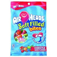 AIRHEADS SOFT FILLED BITES BAG