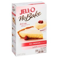 JELLO NO BAKE CHEESECAKE MIX