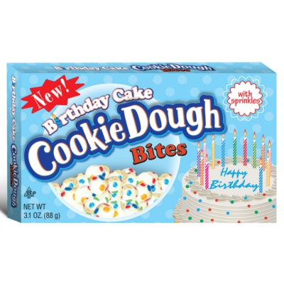Super Buy Cookie Dough Bites Birthday Cake Bites American Food Shop Funny Birthday Cards Online Fluifree Goldxyz
