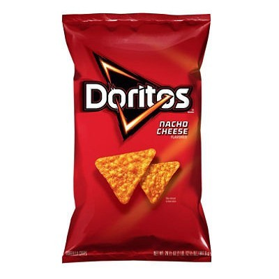 DORITOS NACHO CHEESE ORIGINAL
