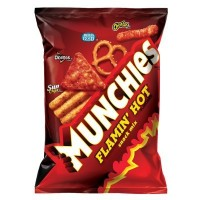 CLEARANCE - MUNCHIES FLAMIN HOT SNACK MIX