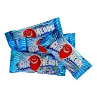 CLEARANCE - AIRHEADS MINI BARS BLUE RASPBERRY BULK