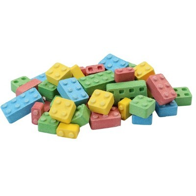 CANDY BLOX UNWRAPPED BULK