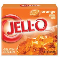JELLO ORANGE