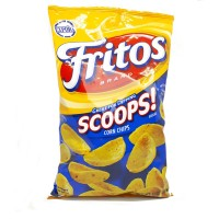 CLEARANCE - FRITOS SCOOPS CORN CHIPS