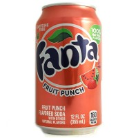 FANTA FRUIT PUNCH MULTIFRUITS