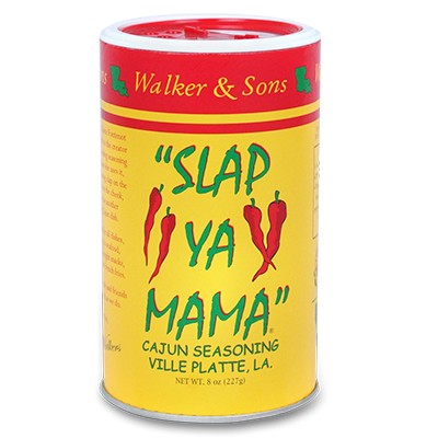 SLAP YA MAMA CAJUN SEASONING ORIGINAL BLEND