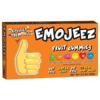 EMOJEEZ FRUIT GUMMIES THUMBS UP