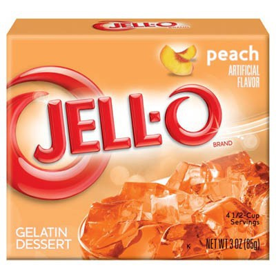 JELLO PEACH