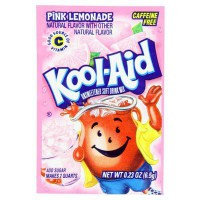 KOOL-AID PINK LEMONADE UNSWEETENED SOFT DRINK MIX