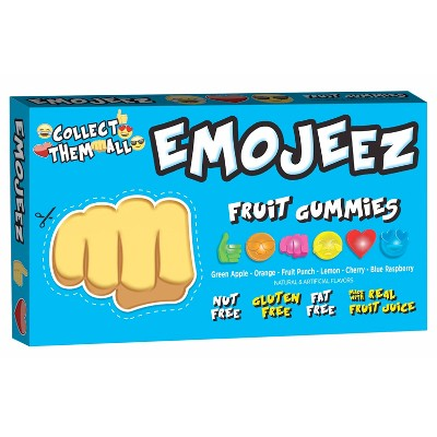 EMOJEEZ FRUIT GUMMIES FIST BUMP