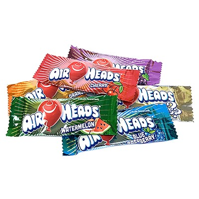 AIRHEADS MINI BARS ASSORTED BULK