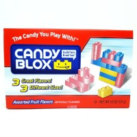 CLEARANCE - CANDY BLOX CARTON
