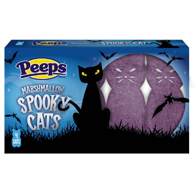 CLEARANCE - PEEPS 4 MARSHMALLOW CATS