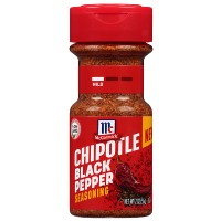 MC CORMICK BLACK PEPPER CHIPOTLE