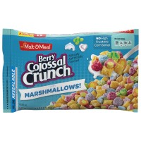 MALT O MEAL CHAMALLOW BERRY COLOSSAL CRUNCH