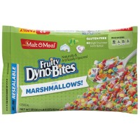 MALT O MEAL FRUITY DYNO-BITES® MARSHMALLOW