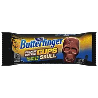CLEARANCE - NESTLE BUTTERFINGER PEANUT BUTTER CUP SKULL