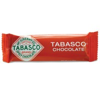 CLEARANCE - TABASCO SPICY DARK CHOCOLATE BAR