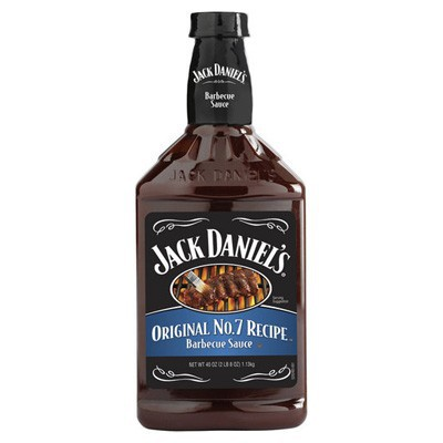 JACK DANIEL'S ORIGINAL No7 RECIPE BBQ SAUCE BIG