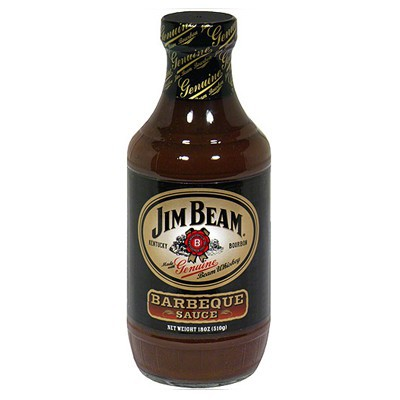 JIM BEAM KENTUCKY BOURBON BBQ SAUCE