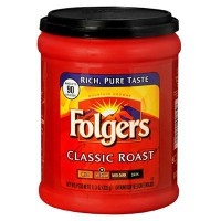 FOLGER'S COFFEE CLASSIC ROAST
