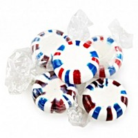 QUALITY CANDY AMERICAN PEPPERMINT STARLIGHTS BULK