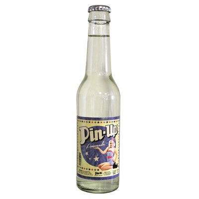 PIN-UP LEMON-LIME SODA - BOTTLE