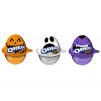 NABISCO OREO HUEVO DE CHOCOLATE RELLENO COOKIES AND CREAM ESPECIAL HALLOWEEN
