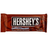 HERSHEY'S COOKIES 'N' CHOCOLATE BAR